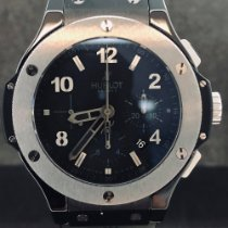 Hublot Big Bang 44 mm Keramiek 44mm Zwart Arabisch
