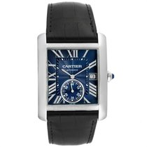 Cartier Tank MC WSTA0010 pre-owned