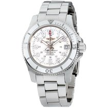 Breitling Superocean II 36 Steel 36mm White United States of America, New York, Brooklyn