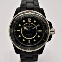 Chanel J12 Ceramic 42mm Black Arabic numerals United States of America, Florida, Miami