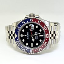 Rolex GMT-Master II 126710 New Steel 40mm Automatic