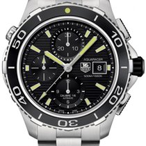 TAG Heuer CAK2111-BA0833 Steel Aquaracer 500M 43mm new United States of America, California, Moorpark