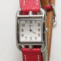에르메스 스틸 23mm 쿼츠 CC1.210 중고시계