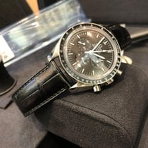 Omega Speedmaster Professional Moonwatch nuevo 2019 Cuerda manual Cronógrafo Reloj con estuche y documentos originales 311.33.42.30.01.002