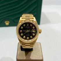 Rolex 69178 Or jaune 1992 Lady-Datejust 26mm occasion