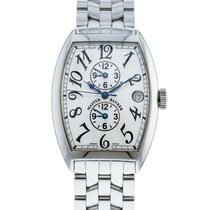 Franck Muller Steel 41mm Automatic 6850 MB pre-owned