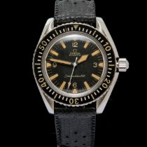 Omega Seamaster 300 pre-owned 41mm Black Rubber