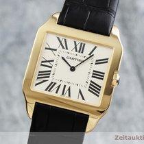 Cartier Santos Dumont 35mm Weiß Deutschland, Chemnitz