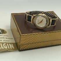 Elgin Gold/Steel 32mm Manual winding pre-owned United States of America, California, South San Francisco