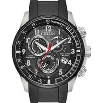 Citizen Promaster new 2010 Chronograph Watch with original box and original papers AT4138-05E