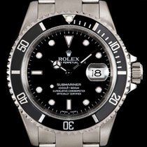 Rolex 16610 Steel 2006 Submariner Date 40mm pre-owned United Kingdom, London