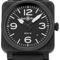 Bell & Ross BR 03 BR0392 BLACK MATTE 2008 gebraucht