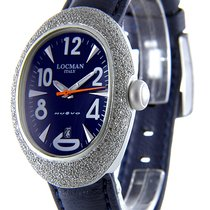 Locman Nuovo Aluminum 36mm Blue United States of America, Florida, Miami
