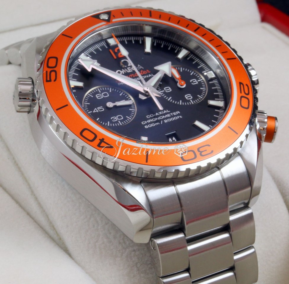 Omega Seamaster Planet Ocean 600 M 45.5mm Orange 232.30.46.51.... for  $5,799 for sale from a Seller on Chrono24