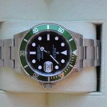 Rolex [SERVICED +24Mon.] Submariner 16610LV + REHAUT - 2008
