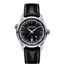Hamilton Men's H32695731 Jazzmaster GMT Auto Watch