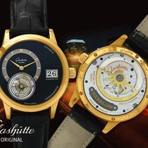 Glashütte Original 500 AnniversaryTourbillon Set