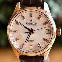 Zenith El PRIMERO ESPADA - RETAIL: $22,200.00