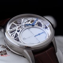 Maurice Lacroix Masterpiece Mysterious Seconds MP6558 43mm...
