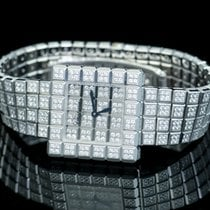 Chopard Ice Cube, Full Diamond, Whitegold