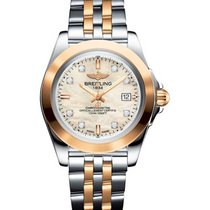 Breitling c7133012-a803-792c Galactic 32 Sleek Edition in...