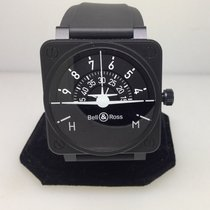 Bell & Ross Turn Coordinator Limited Edition Mens Watch Br01-92