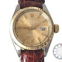 Rolex Lady Datejust Steel & Gold