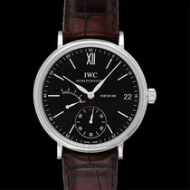 IWC Portofino Hand-Wound new Steel
