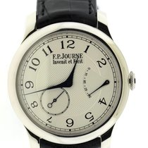 F.P.Journe Souveraine Platinum 40mm Silver United States of America, New York, New York