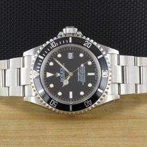 Rolex SeaDweller 16600 from 1997, Box, Papers