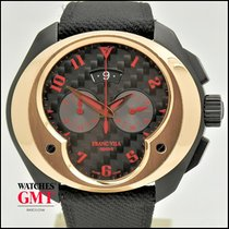 Franc Vila Rose gold 50mm Automatic FVN20 pre-owned