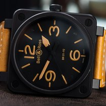 Bell & Ross BR 01-92 HERITAGE BROWN/BOX&PAPERS