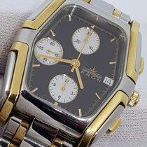 Lucien Rochat Lucien Rochat Kron Big Size Man Steel/Gold Bracelet Full Set 1990 použité