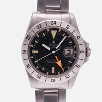 Rolex Explorer II Acier 40mm Orange