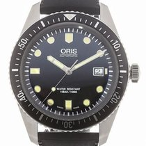 Oris Divers Sixty Five 01 733 7720 4054-07 4 21 18 new