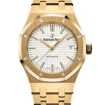 Audemars Piguet Yellow gold 37mm Automatic 15450BA.OO.1256BA.01 new United States of America, Florida, Miami