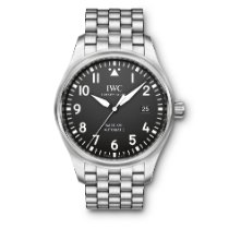 IWC Pilot Mark new 2019 Automatic Watch with original box and original papers IW327015