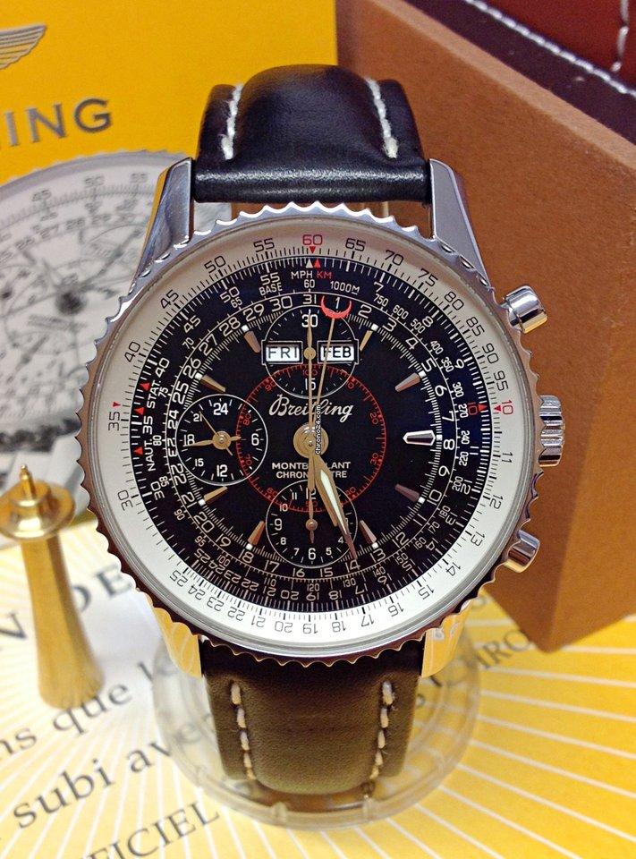 51ec93a1bff Breitling Navitimer Montbrillant Datora A21330 - Compare preços na Chrono24