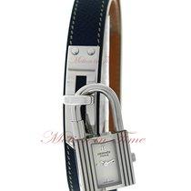 Hermès Kelly KE1.210 Sehr gut Stahl 22mm Quarz