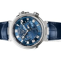 Breguet Marine White gold 40mm Blue Roman numerals United States of America, Florida, Aventura