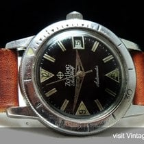 Zodiac Steel 35mm Automatic VINTAGE pre-owned