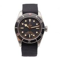 Tudor Black Bay Steel 40mm Black
