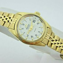 Philip Watch Yellow gold 26mm Automatic Caribe pre-owned