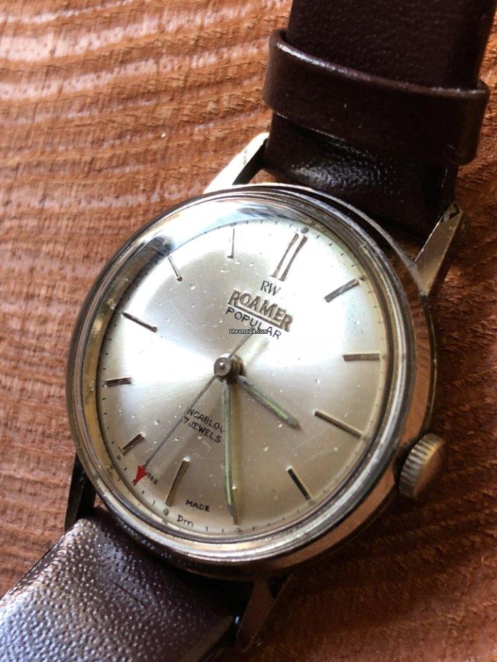 30a2e65c418f Relojes Roamer de segunda mano - Compare el precio de los relojes Roamer