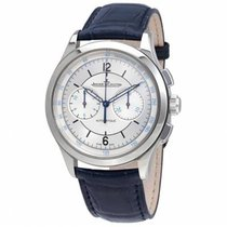Jaeger-LeCoultre Q1538530 Steel 2019 Master Chronograph 40mm new