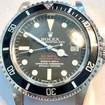 Rolex gebraucht Automatik 40mm Schwarz Plexiglas 60 ATM