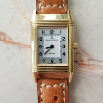 Jaeger-LeCoultre Reverso Lady Yellow gold 23mm Silver Arabic numerals United States of America, Kansas, Overland Park