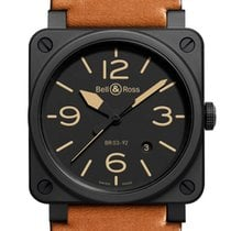 Bell & Ross BR 03-92 Ceramic BR0392-HERITAGE-CE 2020 new