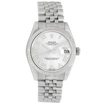 Rolex Lady-Datejust Steel 31mm Silver Roman numerals Canada, Vancouver