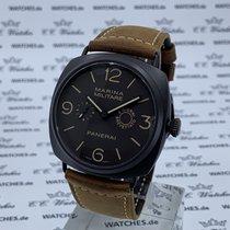 Panerai Special Editions PAM00339 Zeer goed Keramiek 47mm Handopwind
